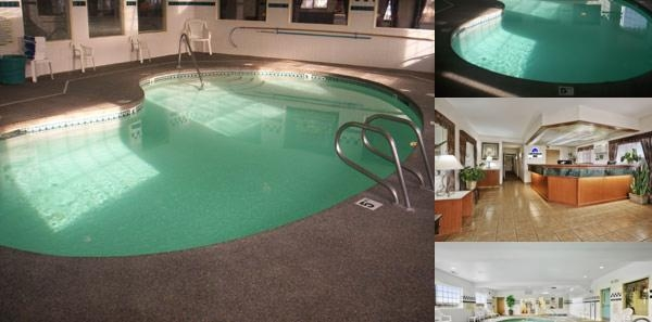 Toppenish Inn & Suites photo collage