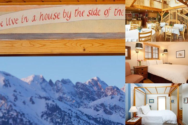 The Alpine House Inn & Spa photo collage