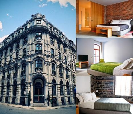 Hotel Gault photo collage