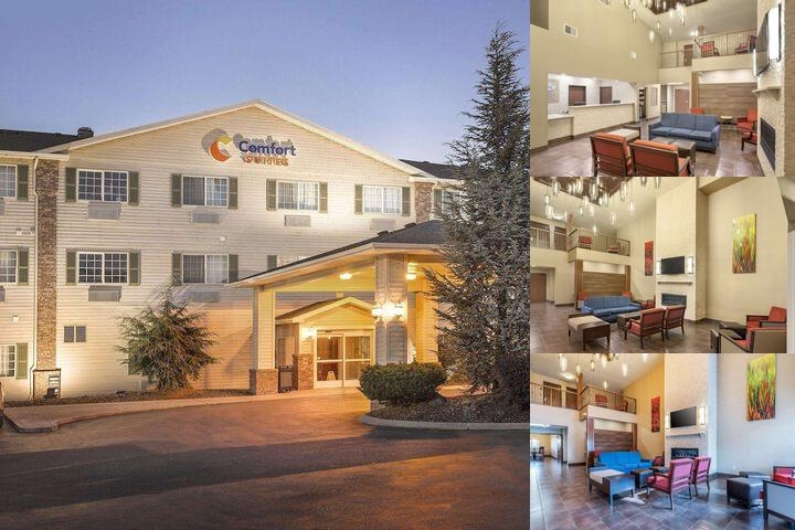 Comfort Suites Yakima photo collage