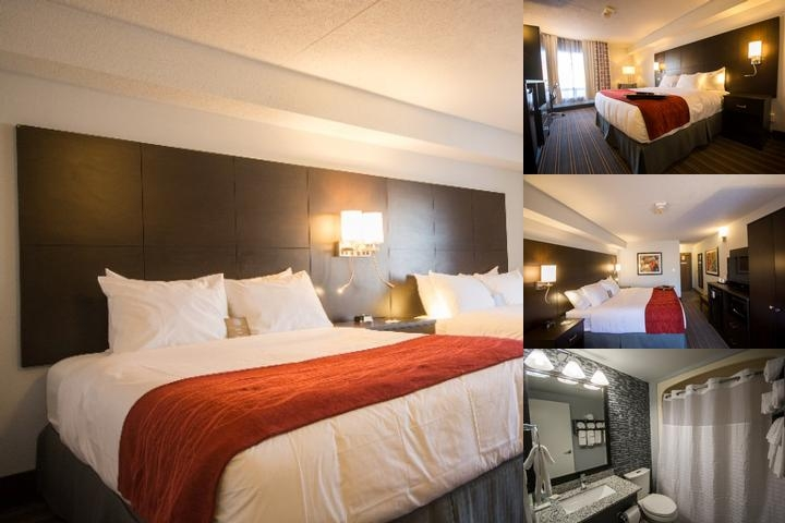 Comfort Inn Leamington photo collage