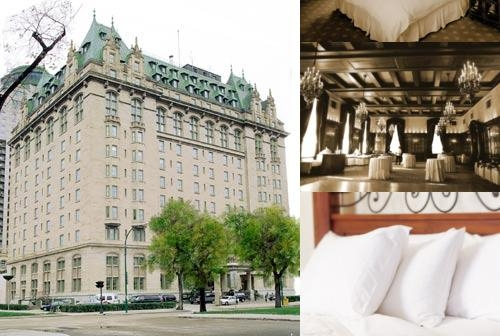 The Fort Garry Hotel Spa & Conference Centre photo collage