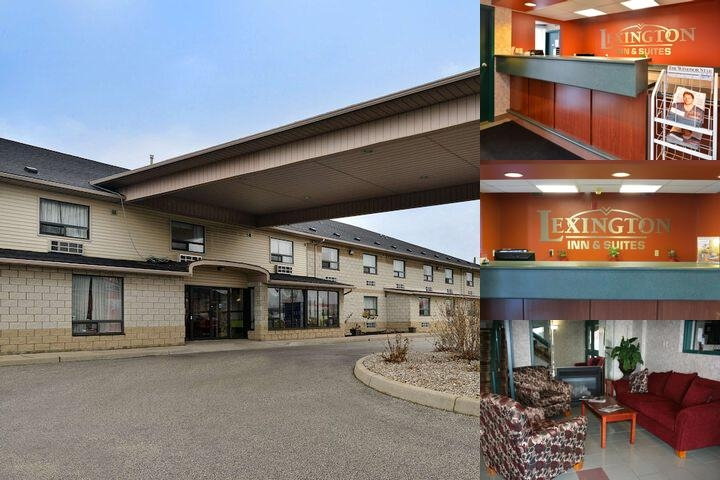 Lexington Inn & Suites photo collage