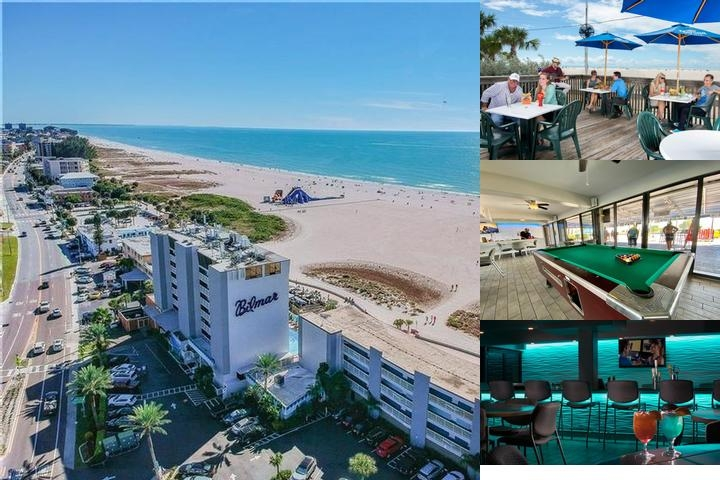Bilmar Beach Resort Treasure Island Fl 10650 Gulf 33706