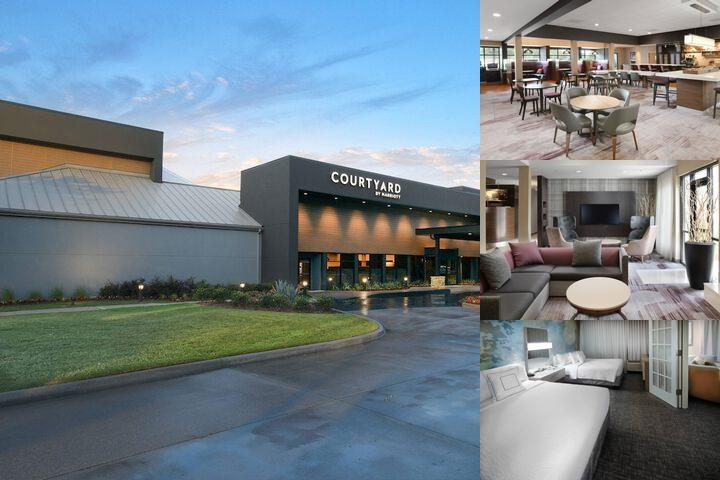 Courtyard by Marriott Dfw Airport North photo collage