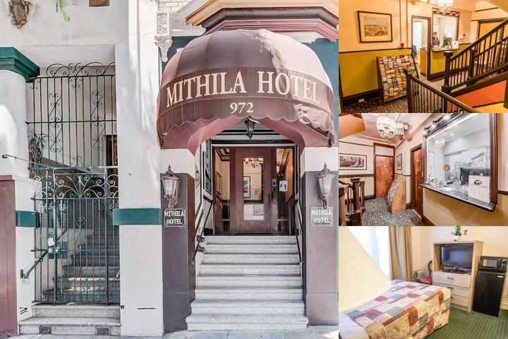 Mithila Hotel photo collage