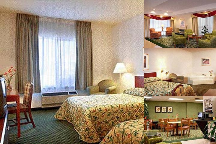 Fairfield Inn Fossil Creek photo collage