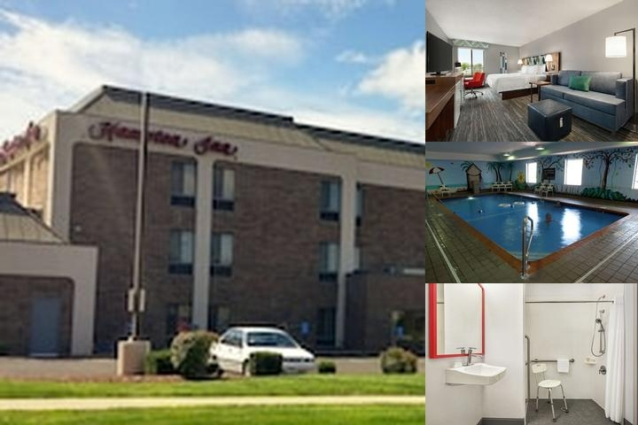 Hampton Inn Kansas City / Blue Springs photo collage