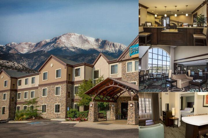 Staybridge Suites Air Force Academy photo collage