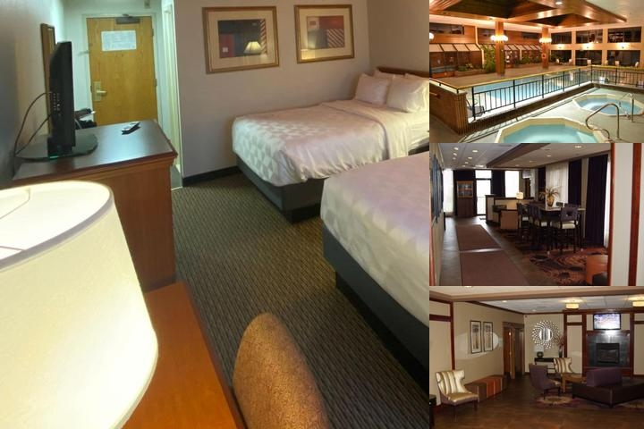 Holiday Inn Rutland Killington Area photo collage