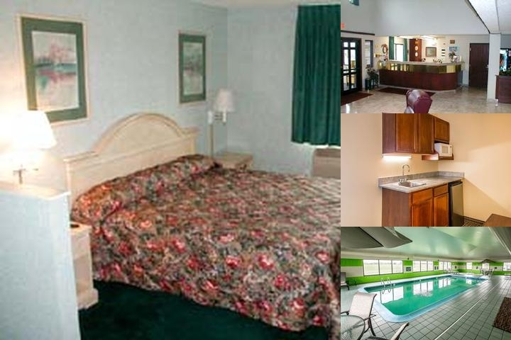 Econo Lodge Inn & Suite photo collage
