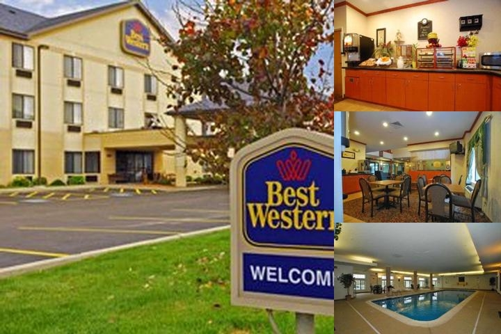 Best Western Inn & Suites of Merrillville photo collage