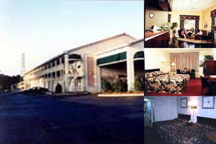 Howard Johnson Express Inn photo collage