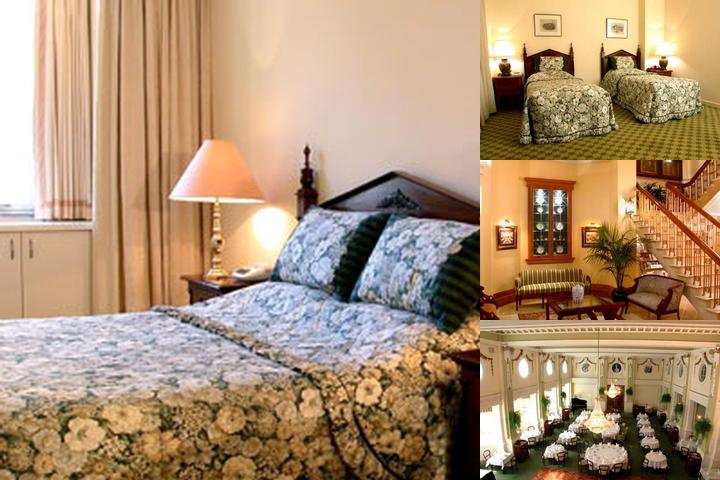The Castlereagh Boutique Hotel photo collage