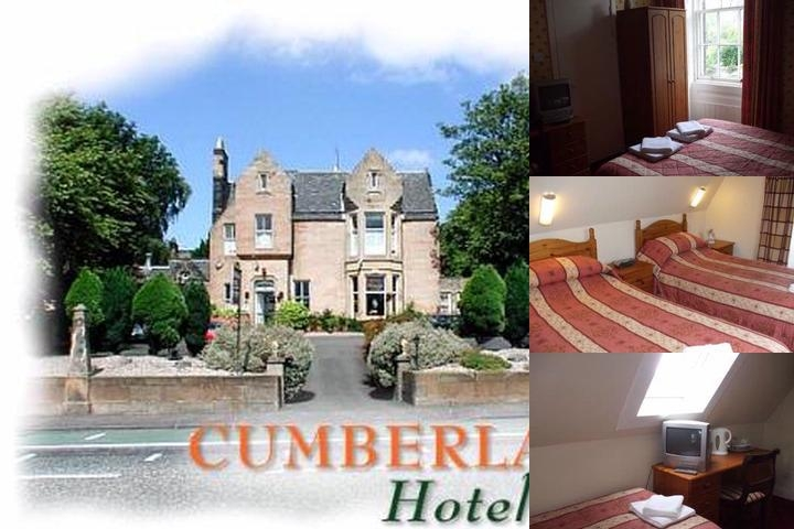 The Cumberland Hotel photo collage