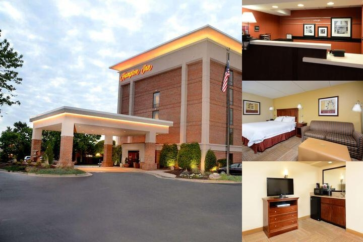 Hampton Inn Raleigh Capital Blvd. North photo collage