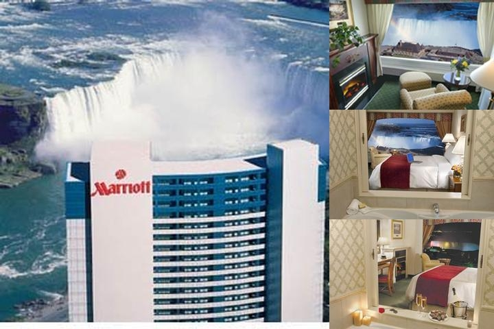 Marriott Niagara Falls Fallsview & Spa photo collage