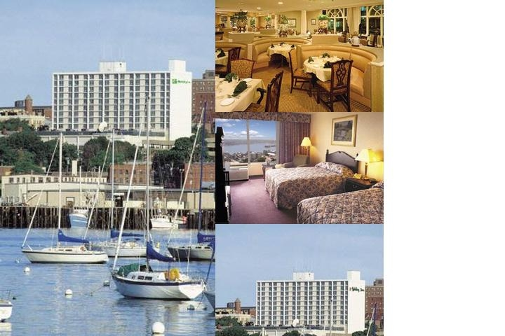 Holiday Inn by The Bay photo collage