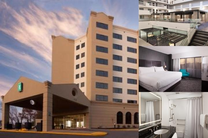 Embassy Suites Hotel Raleigh Crabtree photo collage