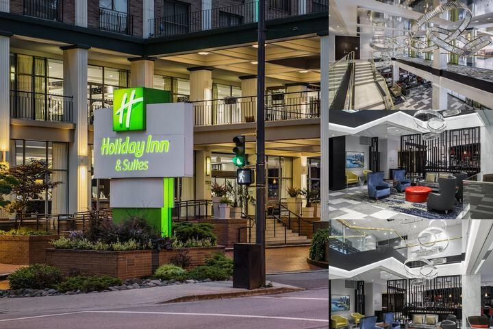 Holiday Inn Vancouver Downtown Hotel & Suites photo collage