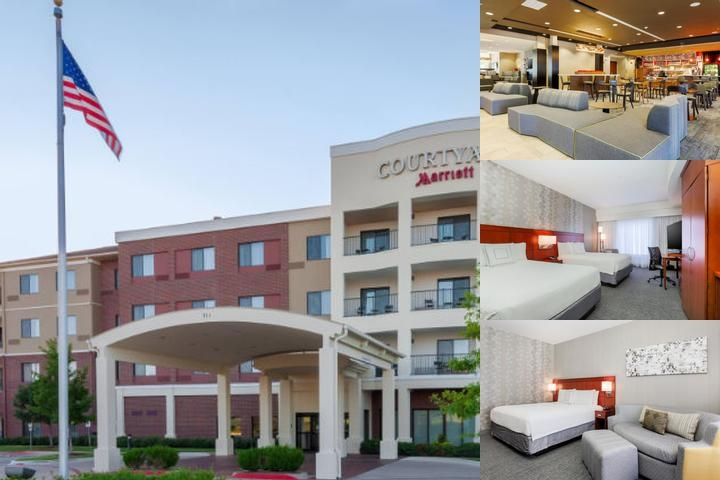 Courtyard by Marriott Arlington South photo collage