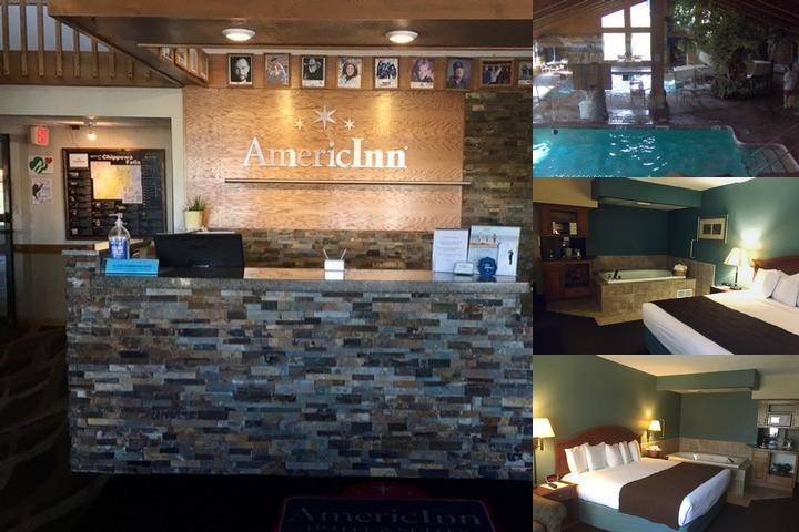 Americinn Chippewa photo collage