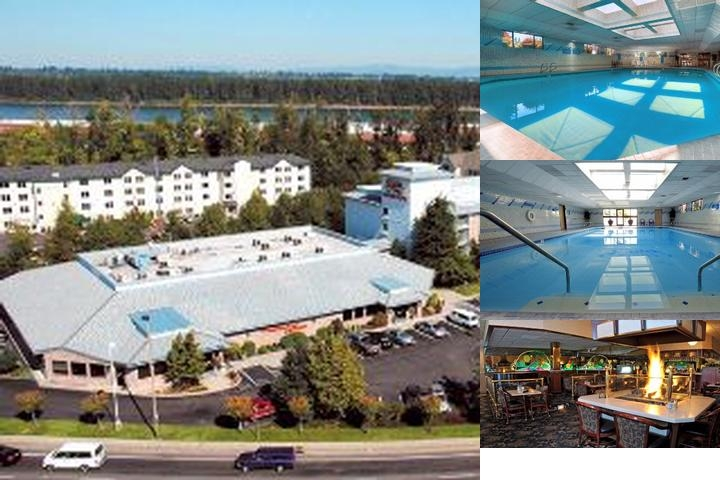 Shilo Inn & Suites Portland Airport photo collage