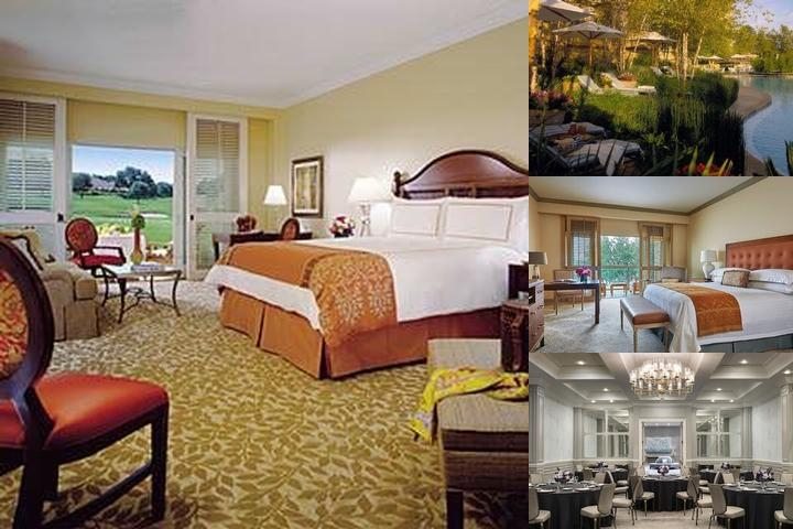 Four Seasons Resort & Club Dallas at Las Colinas photo collage
