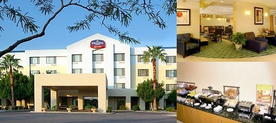 Marriott Springhill Suites North Scottsdale photo collage