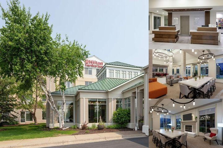 Hilton Garden Inn Shoreview photo collage