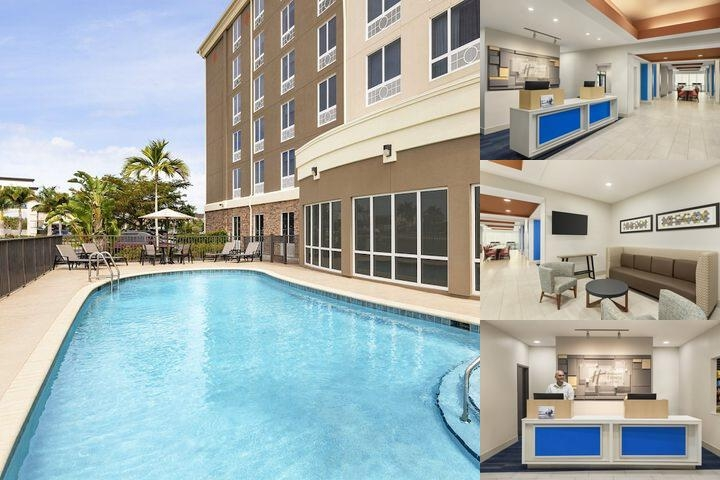 Holiday Inn Express Suites At The Forum Fort Myers Fl 3427 33905