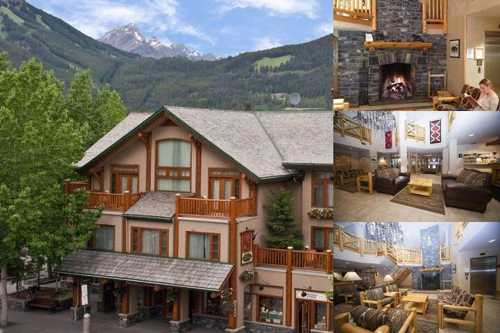 Brewster Mountain Lodge photo collage