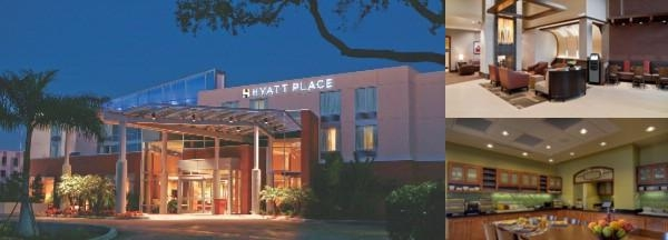 Hyatt Place Sarasota / Bradenton photo collage