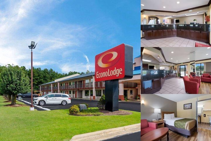Econo Lodge North photo collage