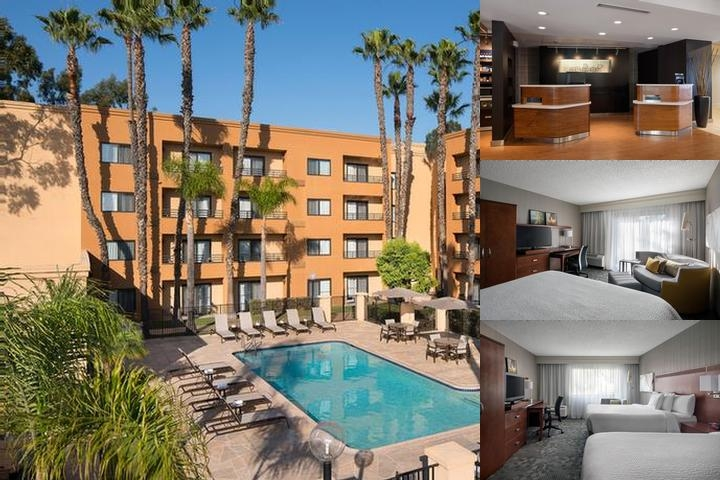 Courtyard by Marriott Torrance South Bay photo collage