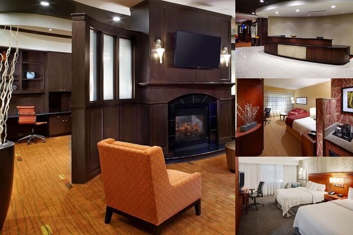 Courtyard by Marriott Waterfront photo collage