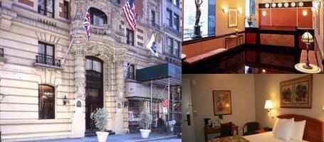 La Quinta Manhattan photo collage