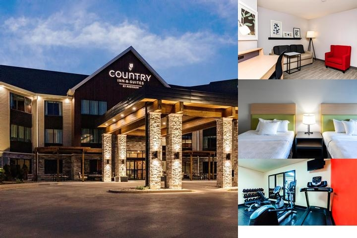 Country Inn & Suites by Carlson Appleton photo collage
