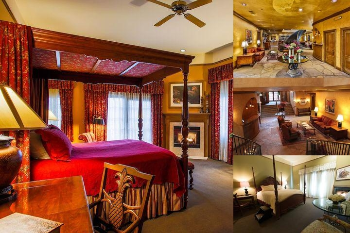The Herrington Inn & Spa photo collage