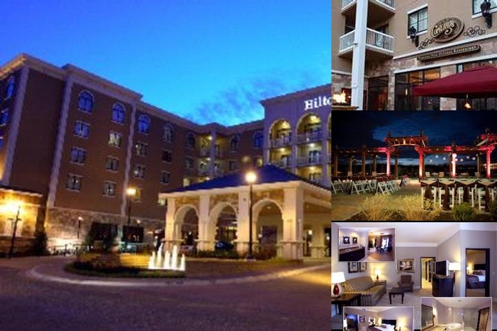 Hilton Dallas / Southlake Town Square Hotel photo collage