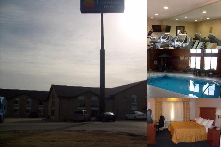 Comfort Inn North Platte photo collage