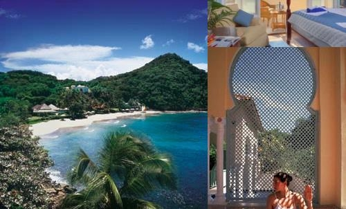 Body Holiday Saint Lucia photo collage