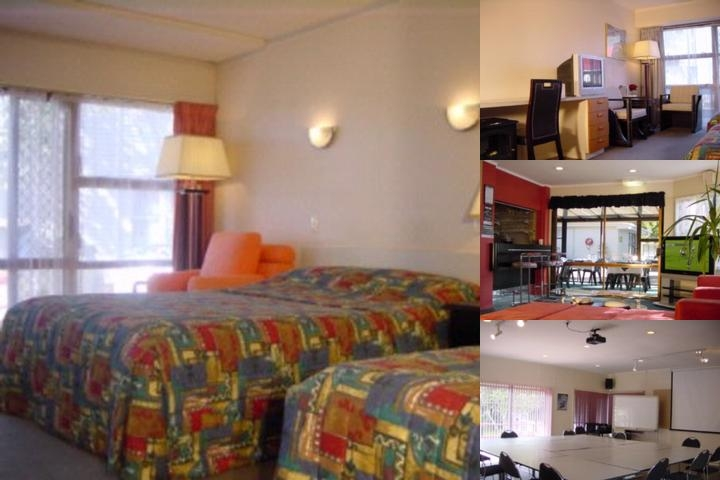 Alpers Lodge & Conference Centre photo collage