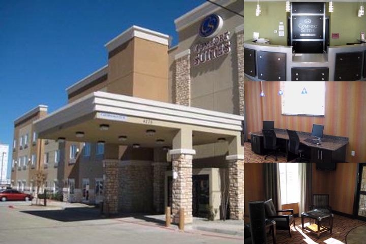 Comfort Suites Dallas photo collage