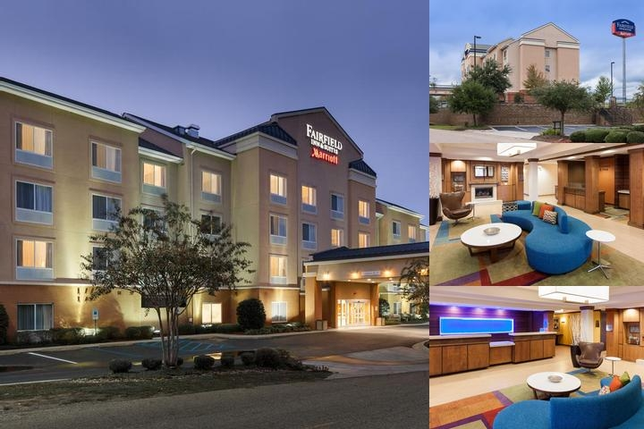 Fairfield Inn & Suites Ruston photo collage