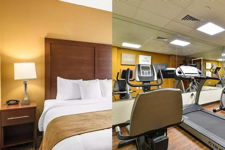 Mainstay Suites Sawgrass photo collage