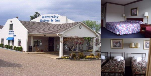 Admiralty Suites & Inn photo collage