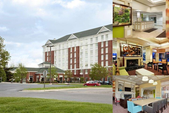 Hilton Garden Inn Hoffman Estates photo collage