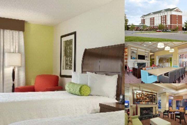 Hilton Garden Inn Hoffman Estates Hoffman Estates Il 2425 Barrington Rd 60195
