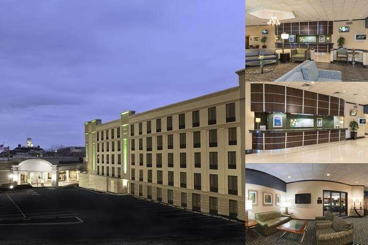 Holiday Inn Independence photo collage